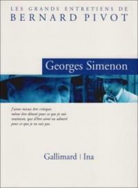 L'Entretien de Bernard Pivot avec Georges Simenon (DVD)