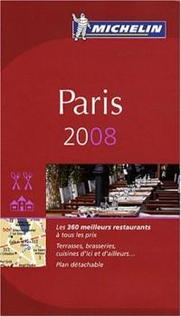 Le Guide Rouge Paris : Une sélection de restaurants et d'hôtels