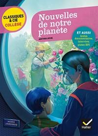 Nouvelles de notre planète: anthologie