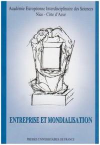 Entreprise et mondialisation (1DVD)