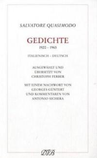Gedichte: 1920-1965. Italienisch - Deutsch