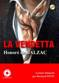 La Vendetta (1CD audio MP3)