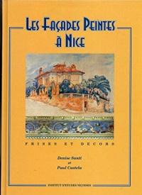 Les façades peintes à Nice : Frises et décors