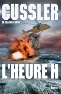 L'heure H: Traduit de l'anglais (États-Unis) par Jean Rosenthal
