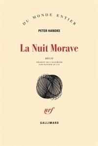 La Nuit Morave
