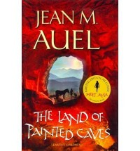 [ THE LAND OF PAINTED CAVES BY AUEL, JEAN M.](AUTHOR)HARDBACK