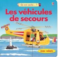 Les véhicules de secours