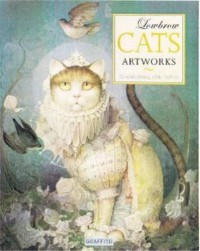 Lowbrow Cats Artworks - 20 Removable Fine Prints