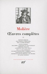 Molière, oeuvres complètes : Tome 2