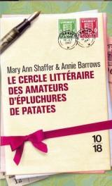 Le cercle littéraire des amateurs d'épluchures de patates [Poche]