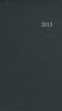 Agenda du Chretien 2013 Vert
