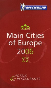 Main Cities of Europe : Edition en langue anglaise