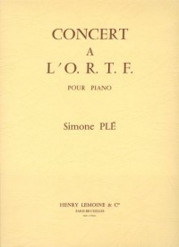 Concert à l'O.R.T.F.