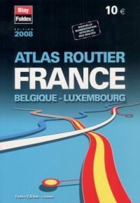 Atlas Routier France Belgique Luxembourg