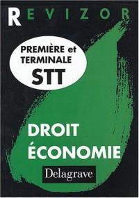 Droit et économie : Première et Terminale STT