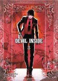 Devil Inside - Tome 3