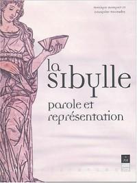 La sibylle : Parole et représentation