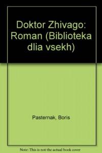 DOCTEUR JIVAGO. Edition en russe