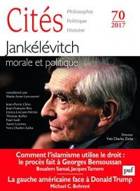 Cites 2017 N 70 Jankelevitch : Morale et Politique