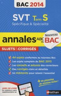 Annales Bac 2014 Svt Ts Spe + Spe N7