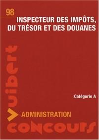 Inspecteur des impôts, du Trésor et des douanes : Catégorie A