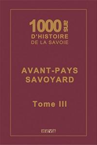 1000 ans d'histoire de la savoie -               Avant pays Savoyard
