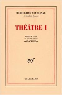 Théâtre, tome 1 : Rendre à César - Le Dialogue dans le marécage