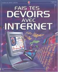 Fais tes devoirs avec internet