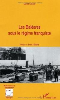 Baléares sous le régime franquiste