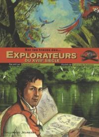 Explorateurs du XVIIIe siècle