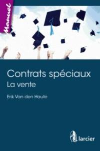 Contrats spéciaux: La vente