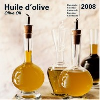 Calendrier 2008 Huile d'olive - Olive oil (30X30 cm)