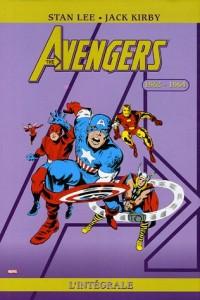 The Avengers : L'intégrale 1963-1964