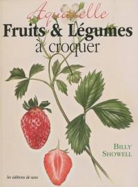 Fruits et légumes à croquer