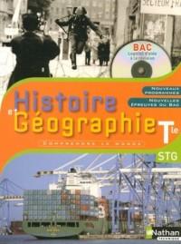 Histoire et géographie Tle STG (1Cédérom)
