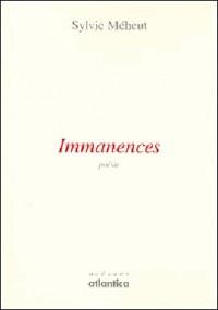 IMMANENCES, Poésie