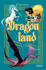 Dragonland - Tome 2 - L héritier du royaume caché, tome 2