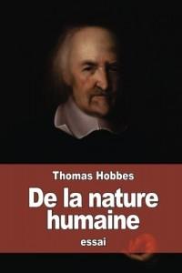 De la nature humaine
