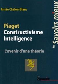 Piaget Constructivisme Intelligence