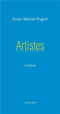 Artistes : Entretiens
