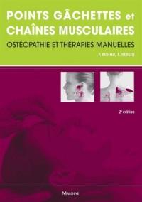 Points Gachettes et Chaines Fonctionnelles Musculaires en Osteopathie