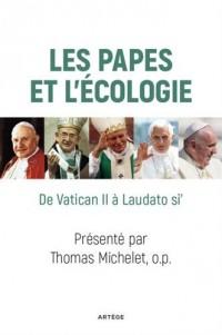 Les papes et l'écologie