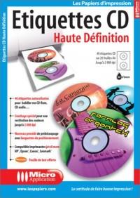 Étiquettes CD Haute Définition