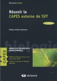 Réussir le CAPES externe de SVT : Conseils de préparation et leçons corrigées