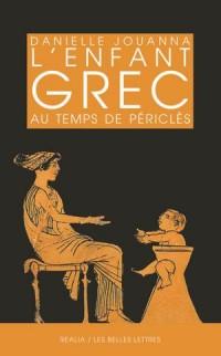 L'enfant grec au temps de Périclès