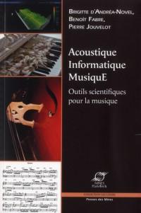 Acoustique-Informatique-Musique