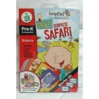 Leap Frog Stanley Surprise Safari Pre-K Kindergarten (Leap Frog, Leap Pad)