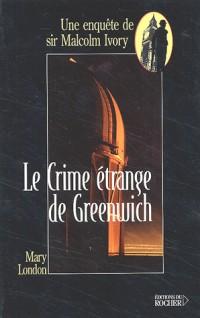 Le Crime étrange de Greenwich