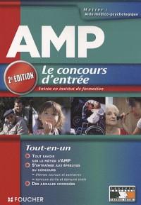 AMP le concours d'entrée en institut de formation