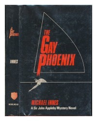 The Gay Phoenix (A Red Badge Novel of Suspense)